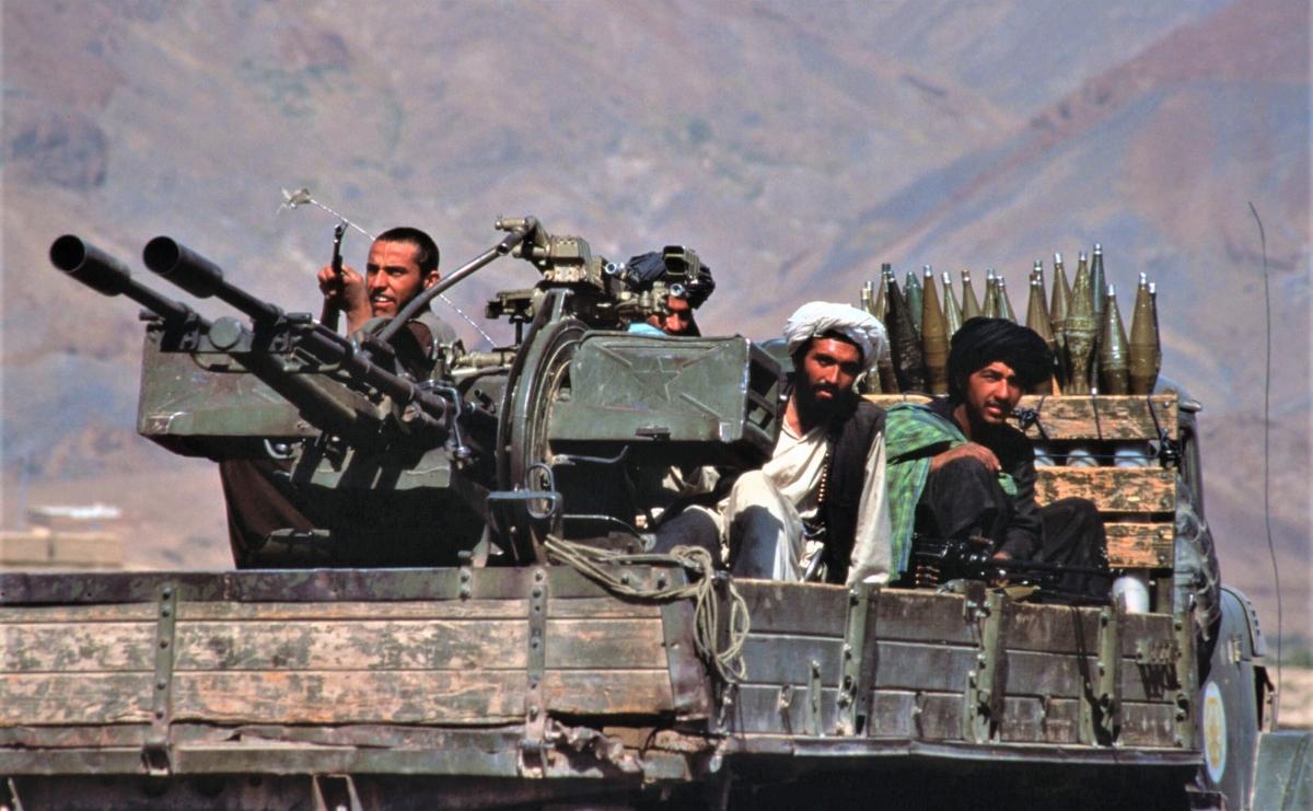 """Cuộc chiến chống lại phiến quân Taliban và Afganistan không hề dễ """"nhằn"""", kể cả đối với quân đội Mỹ. Nguồn: thoughtco.com"""