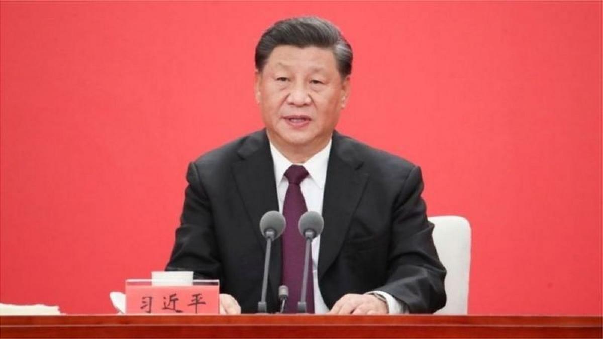 Chủ tịch Trung Quốc Tập Cận Bình. Ảnh: BBC.