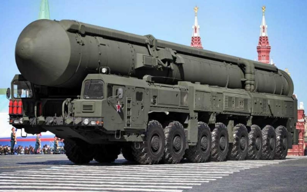 Tên lửa chiến lược của Nga. Ảnh: Moderndiplomacy.