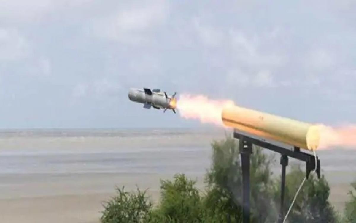 Tên lửa Nag. Ảnh: Zee News.