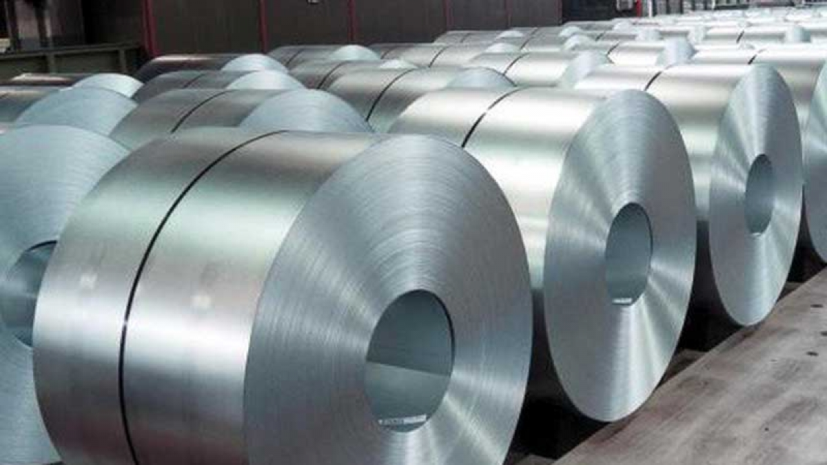 Canada giảm thuế chống bán phá giá đối với sản phẩm thép chống ăn mòn của Việt Nam về mức 2,3% - 16,2%. Ảnh minh họa: KT