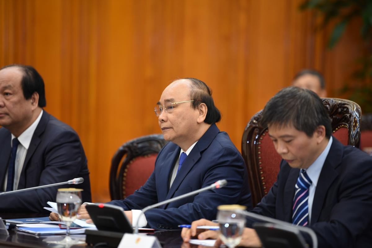 Trong chương trình chuyến thăm, Thủ tướng Nhật Bản sẽ chào xã giao Tổng Bí thư, Chủ tịch nước Nguyễn Phú Trọng; hội kiến với Chủ tịch Quốc hội Nguyễn Thị Kim Ngân.