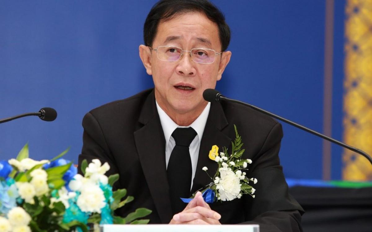 Cựu Bộ trưởng Giao thông Arkhom Termpittayapaisith trở thành Bộ trưởng Tài chính mới của Thái Lan. Ảnh: Asian Business Report
