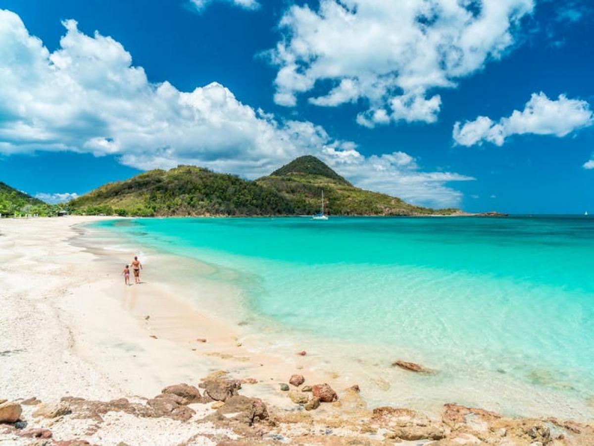 Antigua và Barbuda sở hữu những bãi biển tuyệt đẹp. Nguồn: Roberto Moiola/Sysaworld/Getty Images