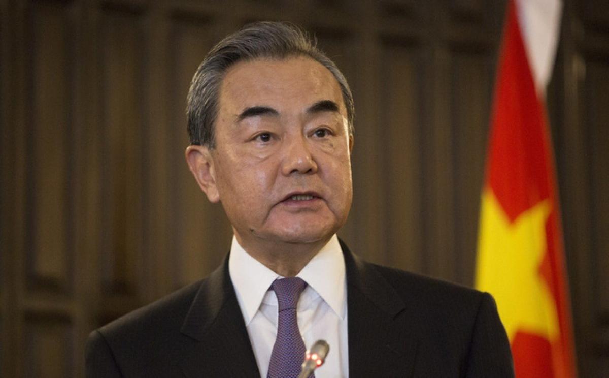 Ngoại trưởng Trung Quốc Vương Nghị. Ảnh: EPA-EFE.