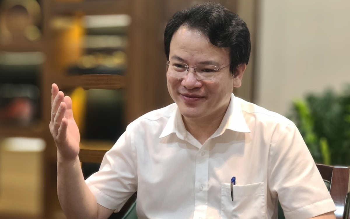 Thứ trưởng Bộ Kế hoạch và Đầu tư Trần Quốc Phương