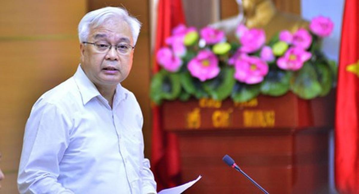 Ông Phan Thanh Bình, Chủ nhiệm Ủy ban giáo dục Thanh thiếu niên, Nhi đồng của Quốc hội