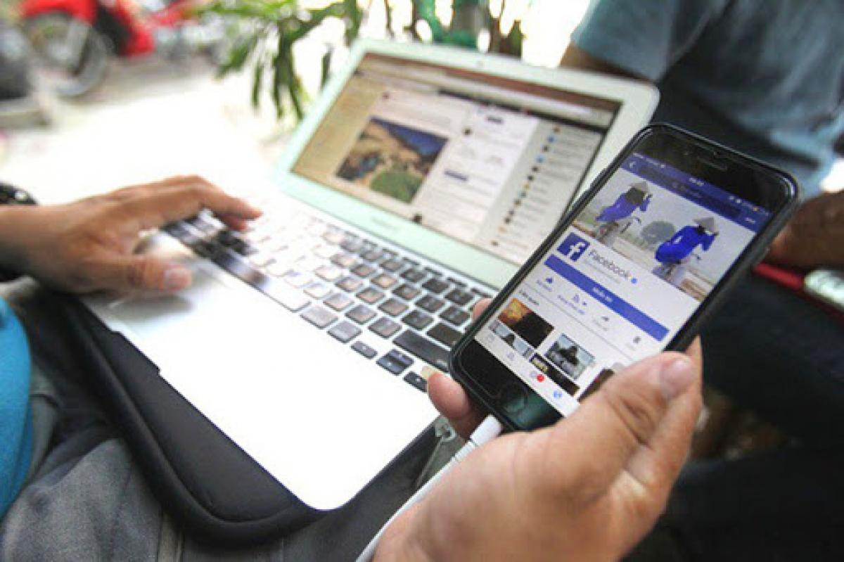 Các tổ chức, cá nhân có hoạt động TMĐT thường là các giao dịch điện tử nên cơ quan thuế gặp khó khăn trong việc thu thập dữ liệu (Ảnh minh họa: KT)