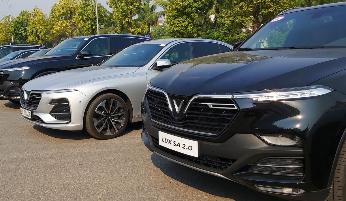 Tháng 9 ghi nhận kết quả doanh số tốt nhất của VinFast từ khi bán xe tại Việt Nam.