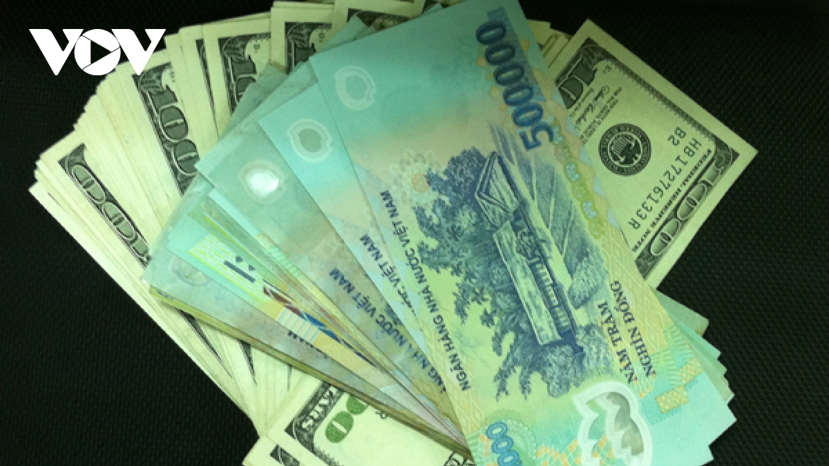 Giá USD tại các ngân hàng thương mại tăng nhẹ.