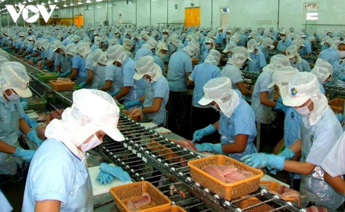 Sau hơn 25 năm, kim ngạch thương mại Việt Nam - Hoa Kỳ tăng 170 lần. (Ảnh minh họa)