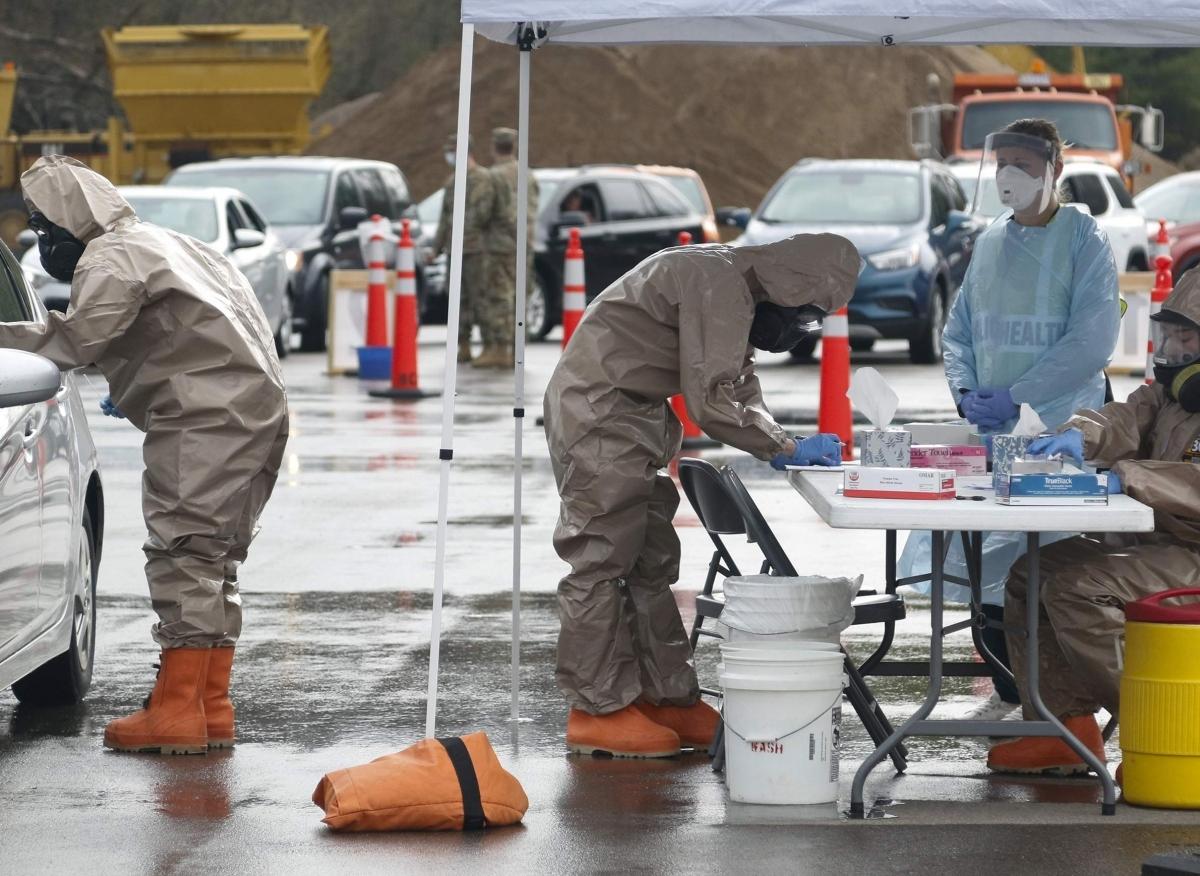 Số người chết do Covid-19 ở Mỹ có thể lên tới nửa triệu vào tháng 2/2021 - Ảnh 1.
