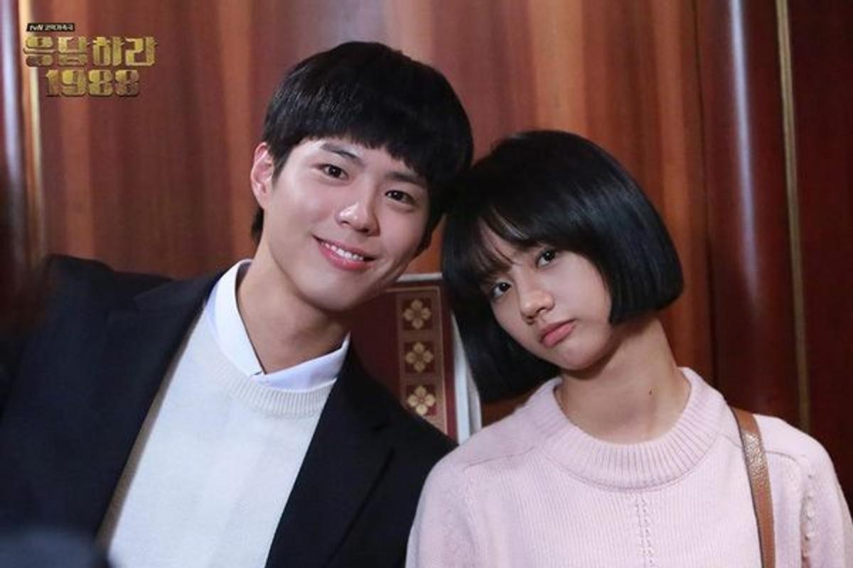 Cặp đôi Choi Taek - Deok Sun đình đám trên màn ảnh Hàn Quốc.