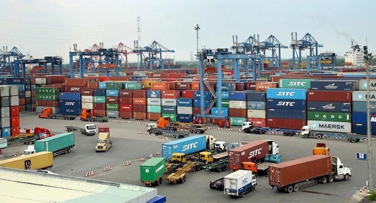 Xuất khẩu hàng hóa vẫn giữ được mức tăng dương là một trong những điểm sáng ấn tượng của bức tranh kinh tế 9 tháng qua (Ảnh minh họa: KT)