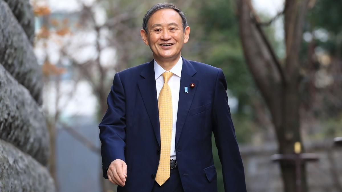 Tân Thủ tướng Nhật Bản Suga Yoshihide chọn Việt Nam là nước đầu tiên ông viếng thăm trên cương vị Thủ tướng. (Ảnh: Nikkei)