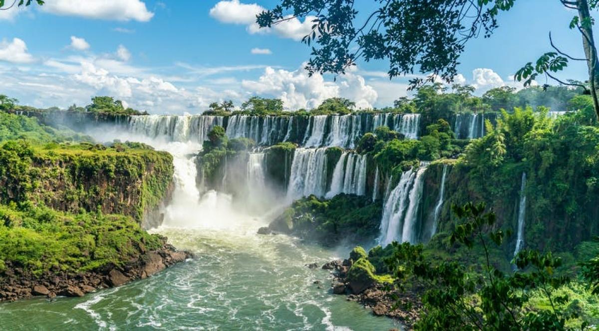 Thác nước Iguazú