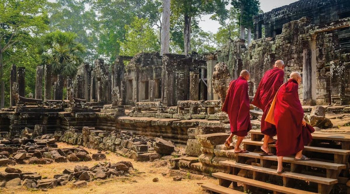 Khu đền đài Angkor