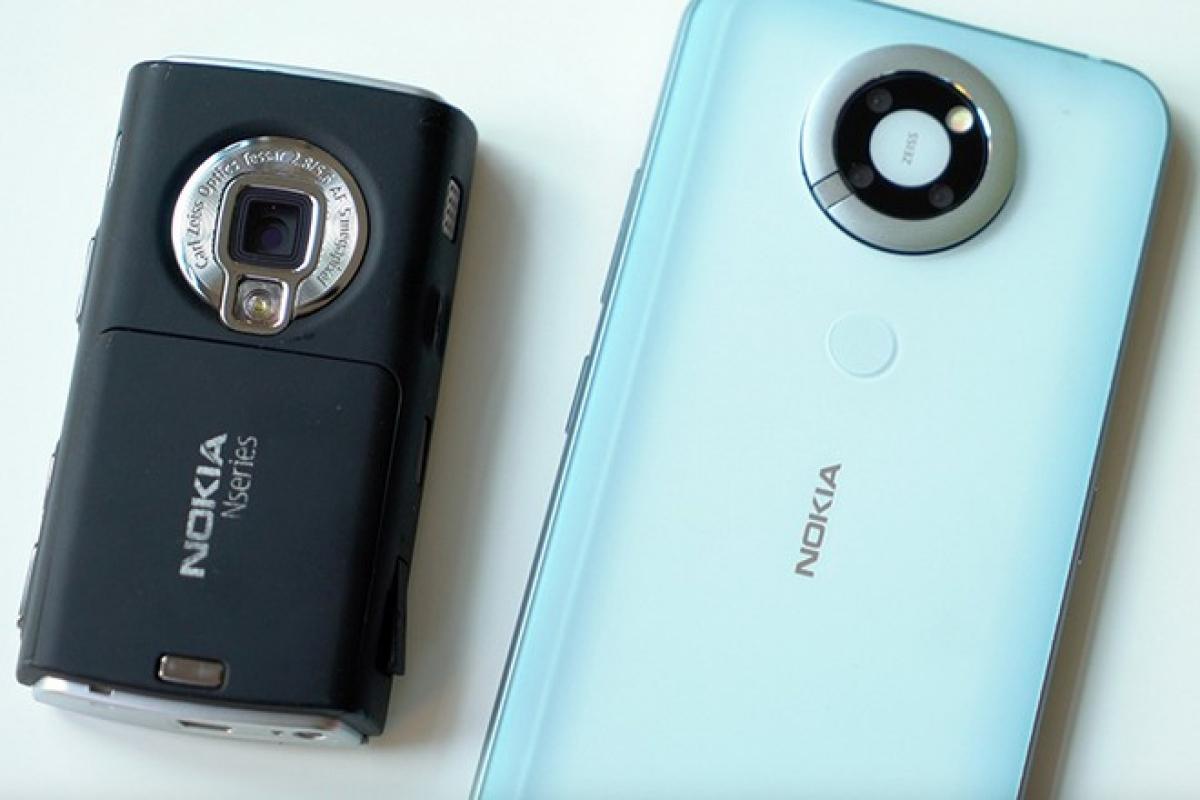 Nokia N95 sắp quay trở lại với cái nhìn hiện đại hơn. (Ảnh: Mr. Mobile)