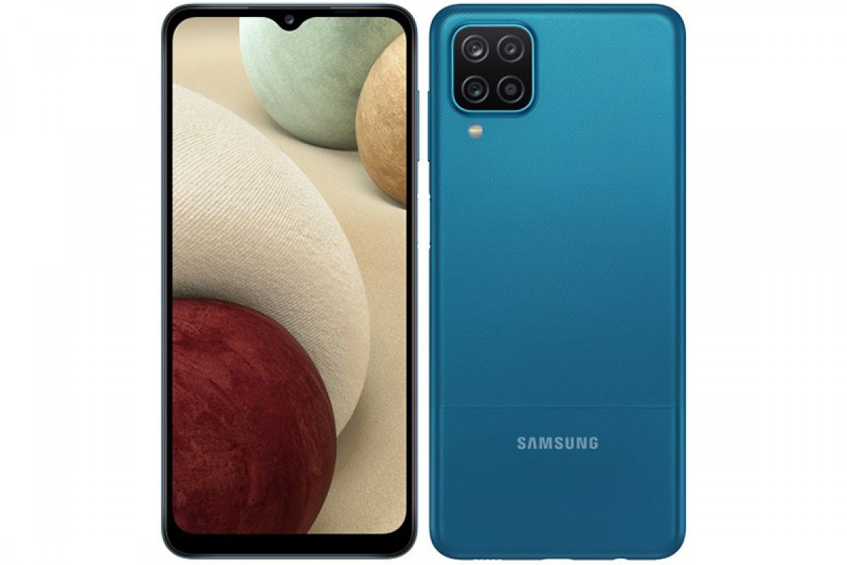 Galaxy A12 có giá bán 179 EUR hoặc 199 EUR tùy phiên bản