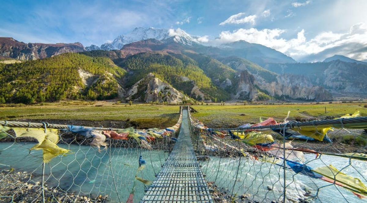 Cung đường trekking quanh dãy núi Annapurna