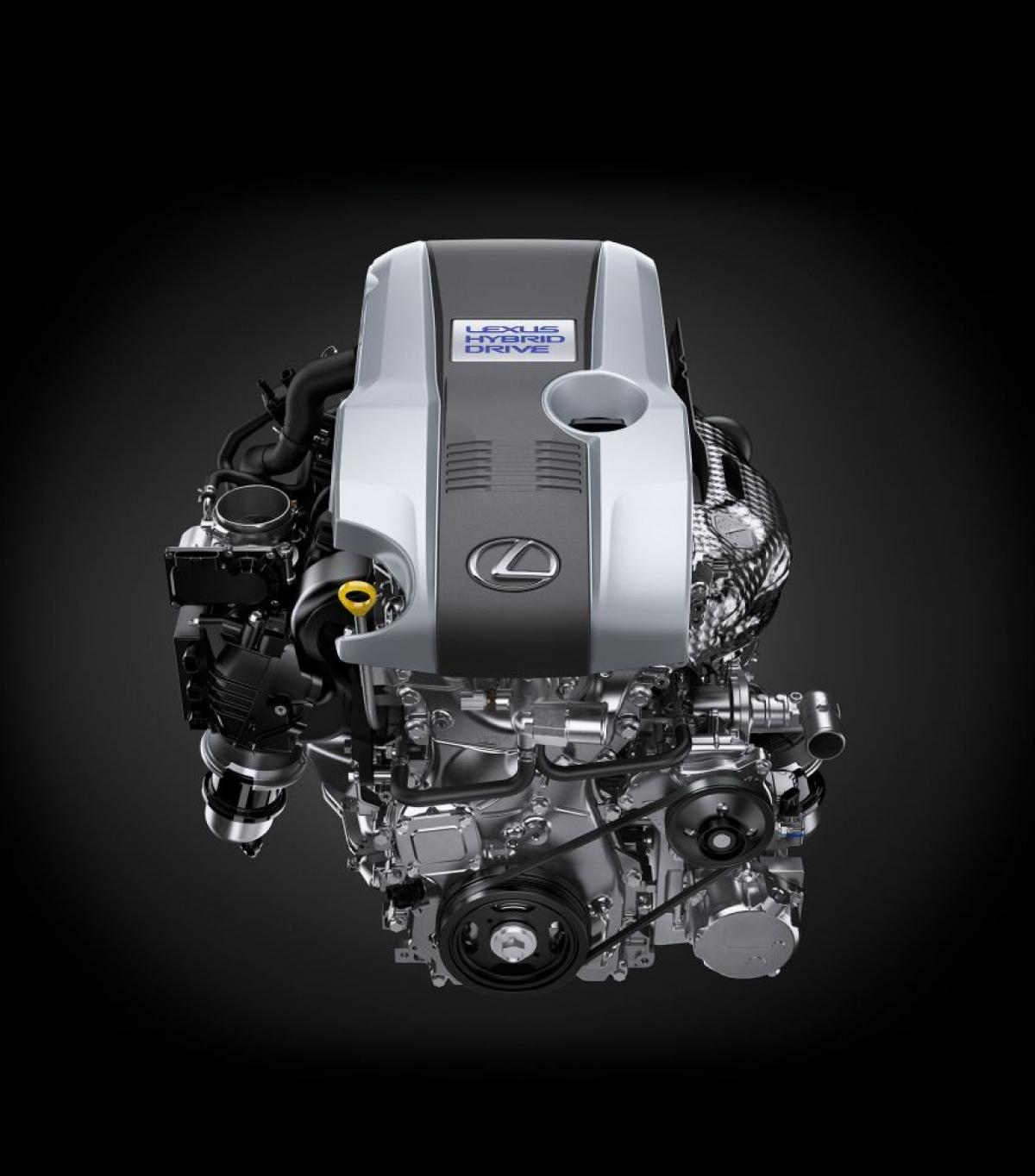 Ngoài ra, còn có bản IS 300h hybrid với động cơ 2AR-FSE 2.5 L hút khí tự nhiên sản sinh công suất 174 mã lực/ mô men xoắn 221 Nm và động cơ điện 140 mã lực và mô men xoắn 300 Nm với công suất kết hợp 215 mã lực. Tùy chọn động cơ này đi kèm với tùy chọn phản ứng ga tăng cường và dẫn động bốn bánh.