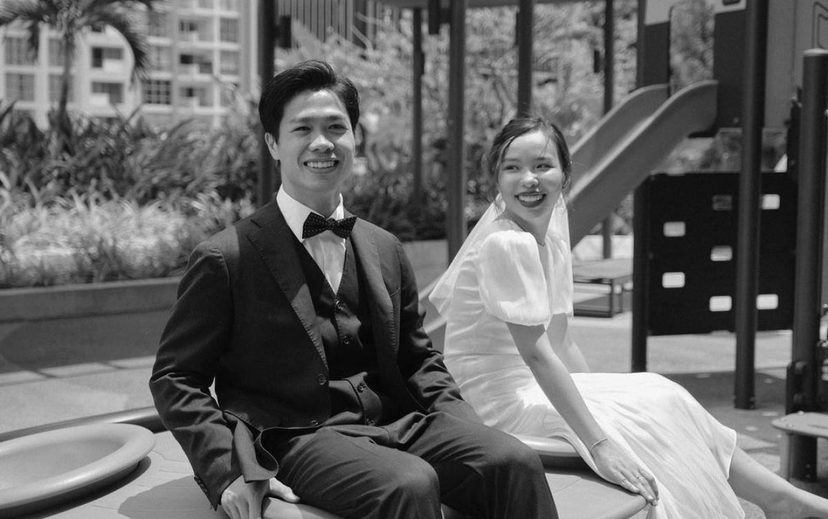 Sau tiệc cưới tại TPHCM và Phú Quốc, Công Phượng và cô dâu Viên Minh vẫn còn một tiệc cưới nữa tại Nghệ An. (Ảnh: Bobby Tuấn)