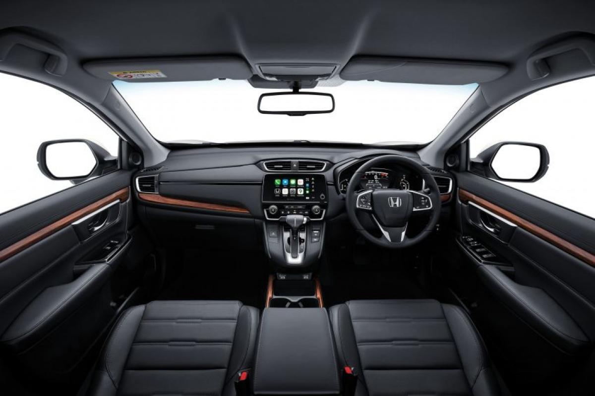 Hệ thống cảm biến của Honda chỉ dành cho những phiên bản turbo và bao gồm Cảnh báo chệch làn đường (LDW), Hệ thống hỗ trợ giữ làn (CMBS), Cảnh báo va chạm phía trước (FCW), Kiểm soát hành trình thích ứng (ACC), Theo dõi tốc độ thấp (LSF) và Chùm sáng tự động (AHB).