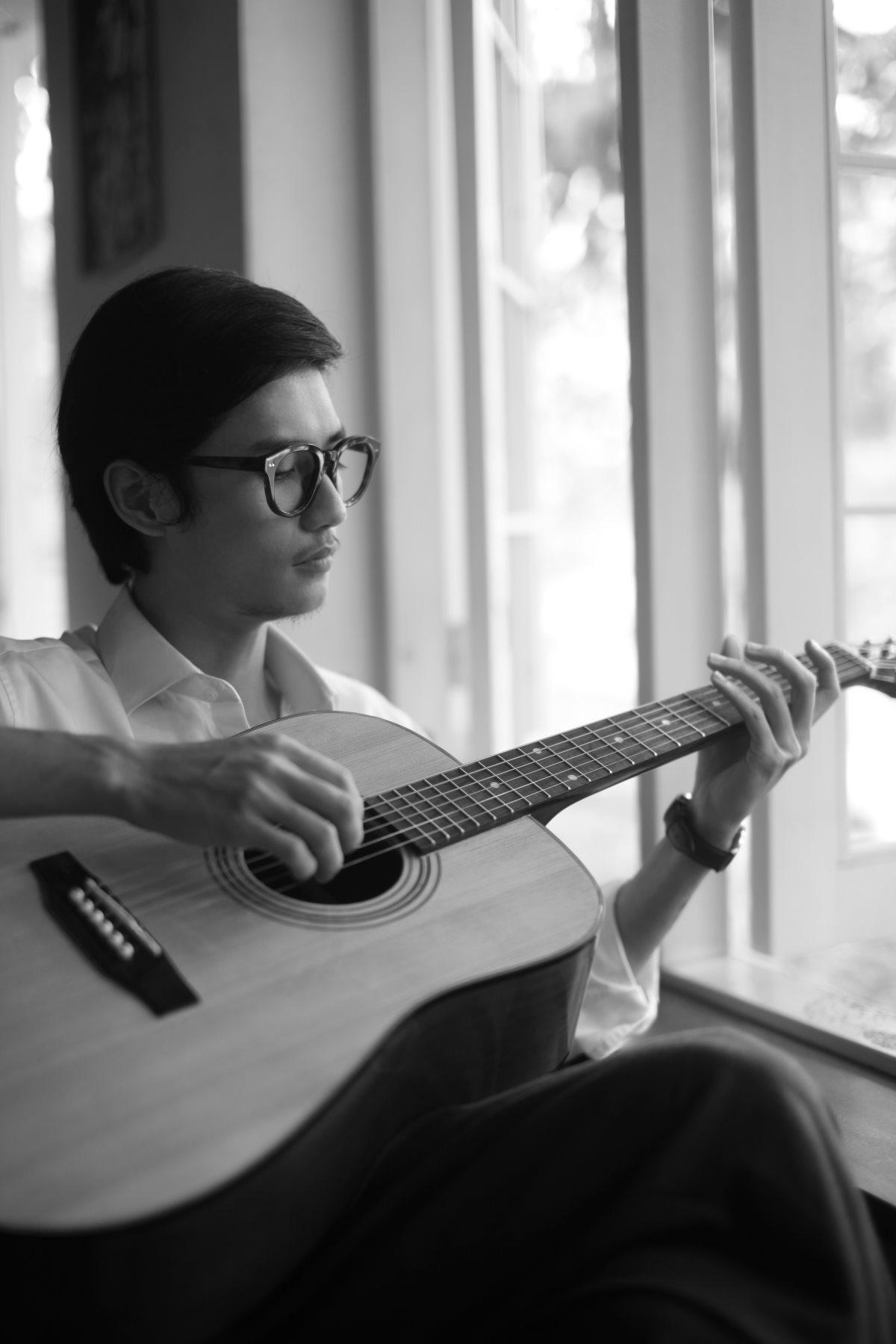 Nam diễn viên trẻ Avin Lu sẽ vào vai cố nhạc sĩ Trịnh Công Sơn.