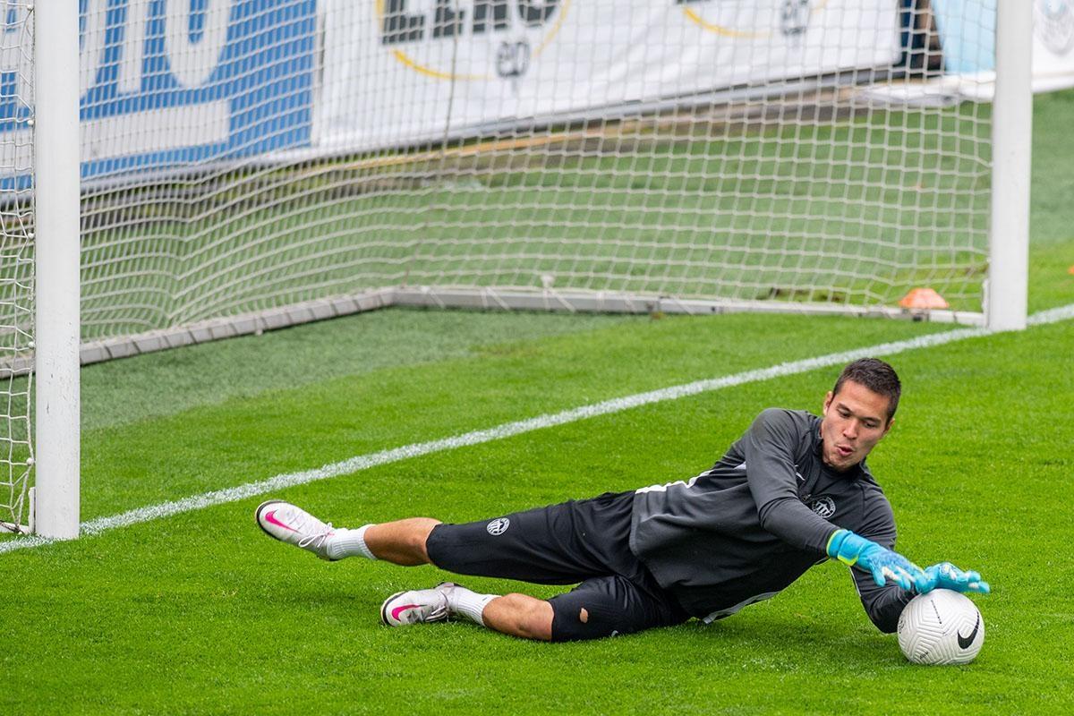 Filip Nguyễn đã bình phục sau khi mắc Covid-19 hơn 10 ngày trước. (Ảnh: Slovan Liberec).