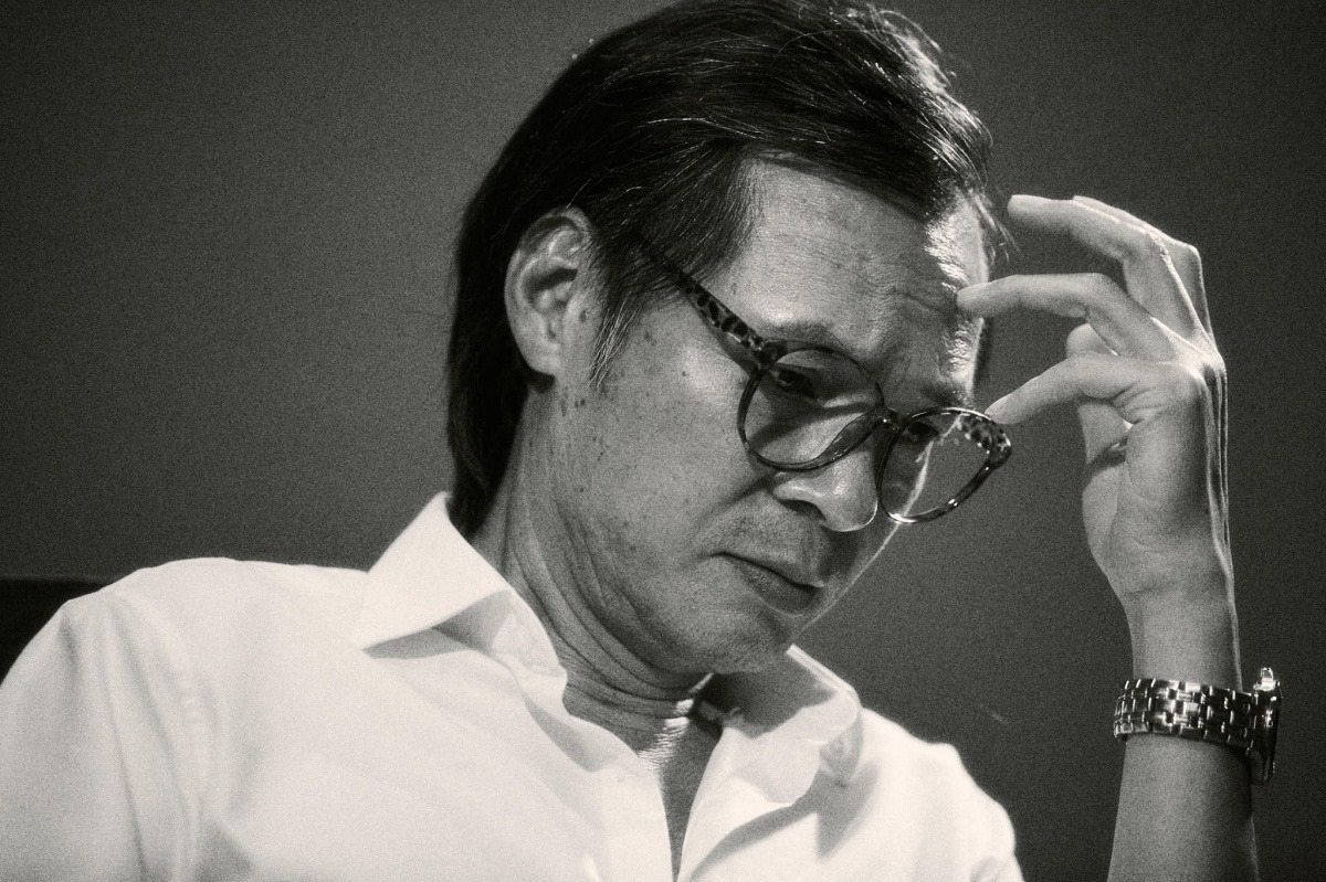"""NSƯT Trần Lực là cái tên được đoàn làm phim """"Em và Trịnh"""" lựa chọn để vào vai nhạc sĩ Trịnh Công Sơn tuổi trung niên."""