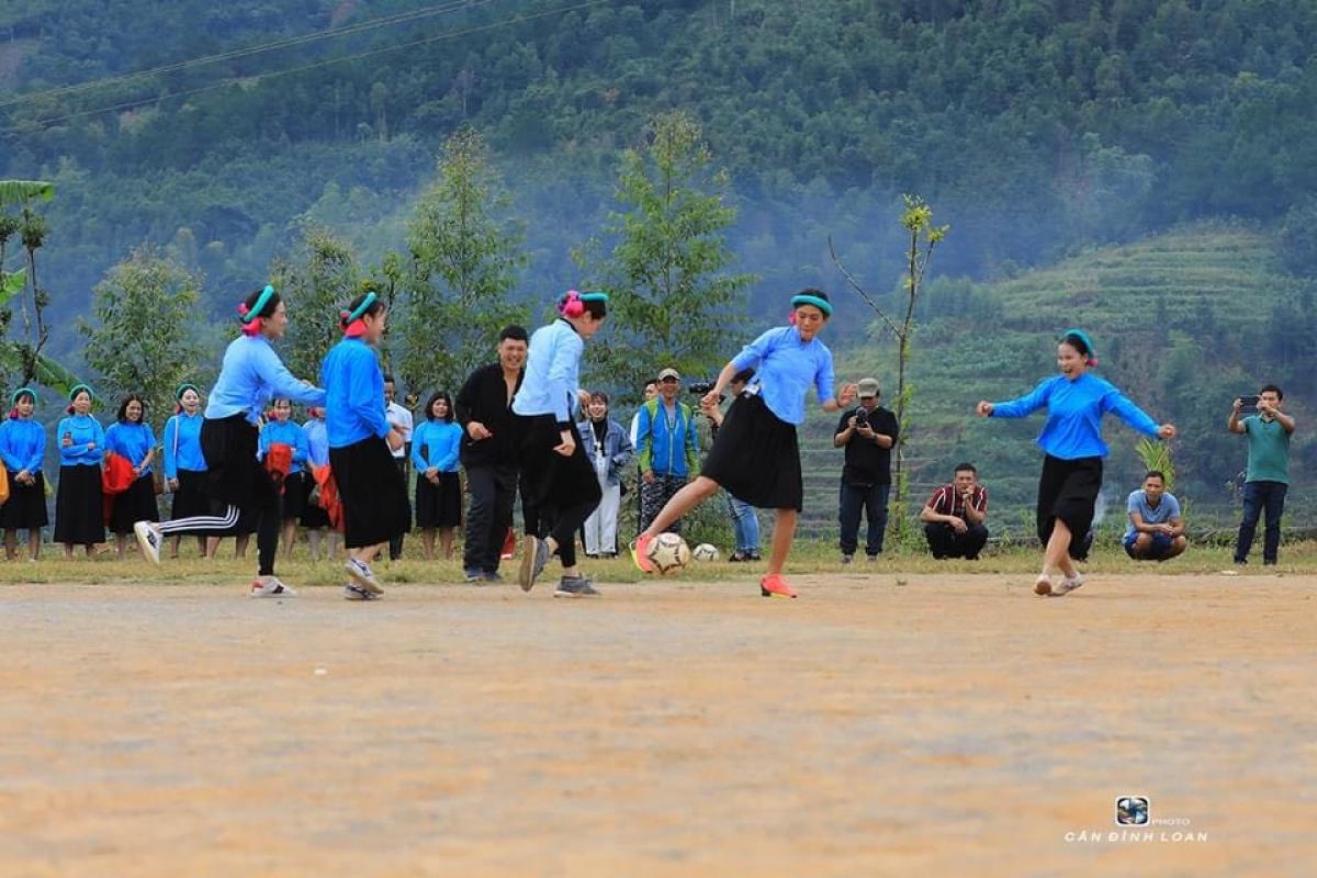 Kèm với đó, cô cũng gửi gắm thông điệp mời gọi mọi người đến với Bình Liêu - Quảng Ninh để được trải nghiệm những nét văn hóa đặc sắc nơi đây./.