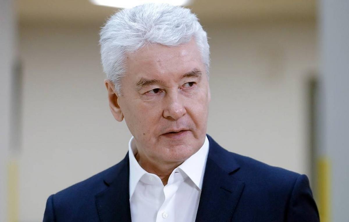 Thị trưởng Nga Sergei Sobyanin. Ảnh: TASS.