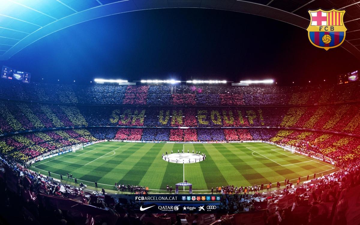 Sân Camp Nou có thể được đổi tên thành sân Lionel Messi. (Ảnh: FCB).