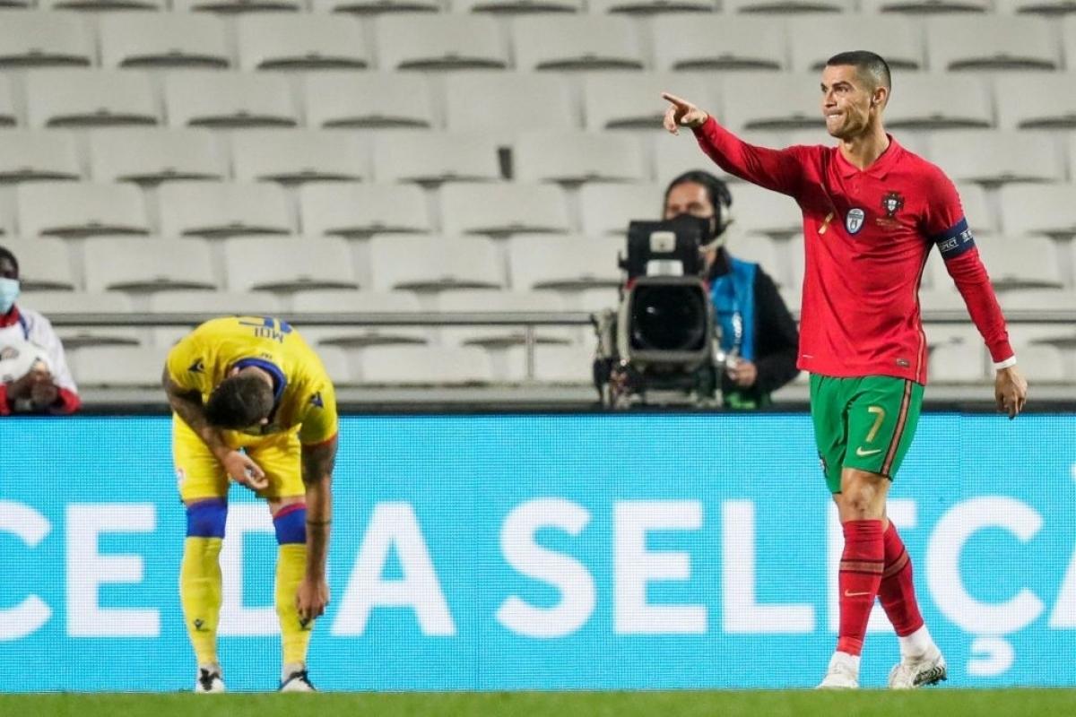 Ronaldo và Bồ Đào Nha sẽ so tài với Pháp (Ảnh: Getty Images).