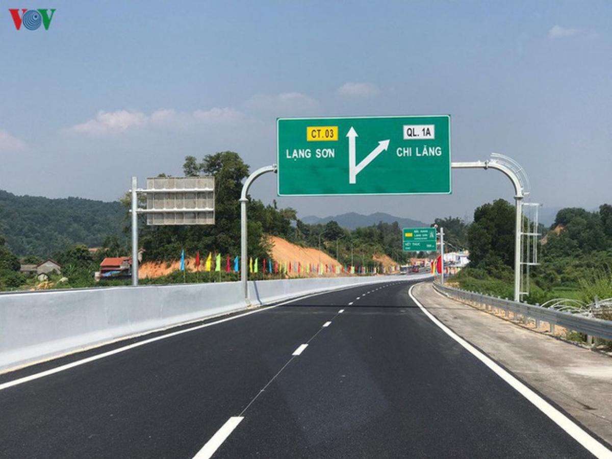 Cao tốc Bắc Giang - Lạng Sơn được đưa vào khai thác từ tháng 9/2019. Trên cơ sở đề xuất của UBND tỉnh Bắc Giang, cơ quan Nhà nước có thẩm quyền khi đó đã thống nhất bổ sung vào dự án một số hạng mục, trong đó có các tuyến đường gom dân sinh.