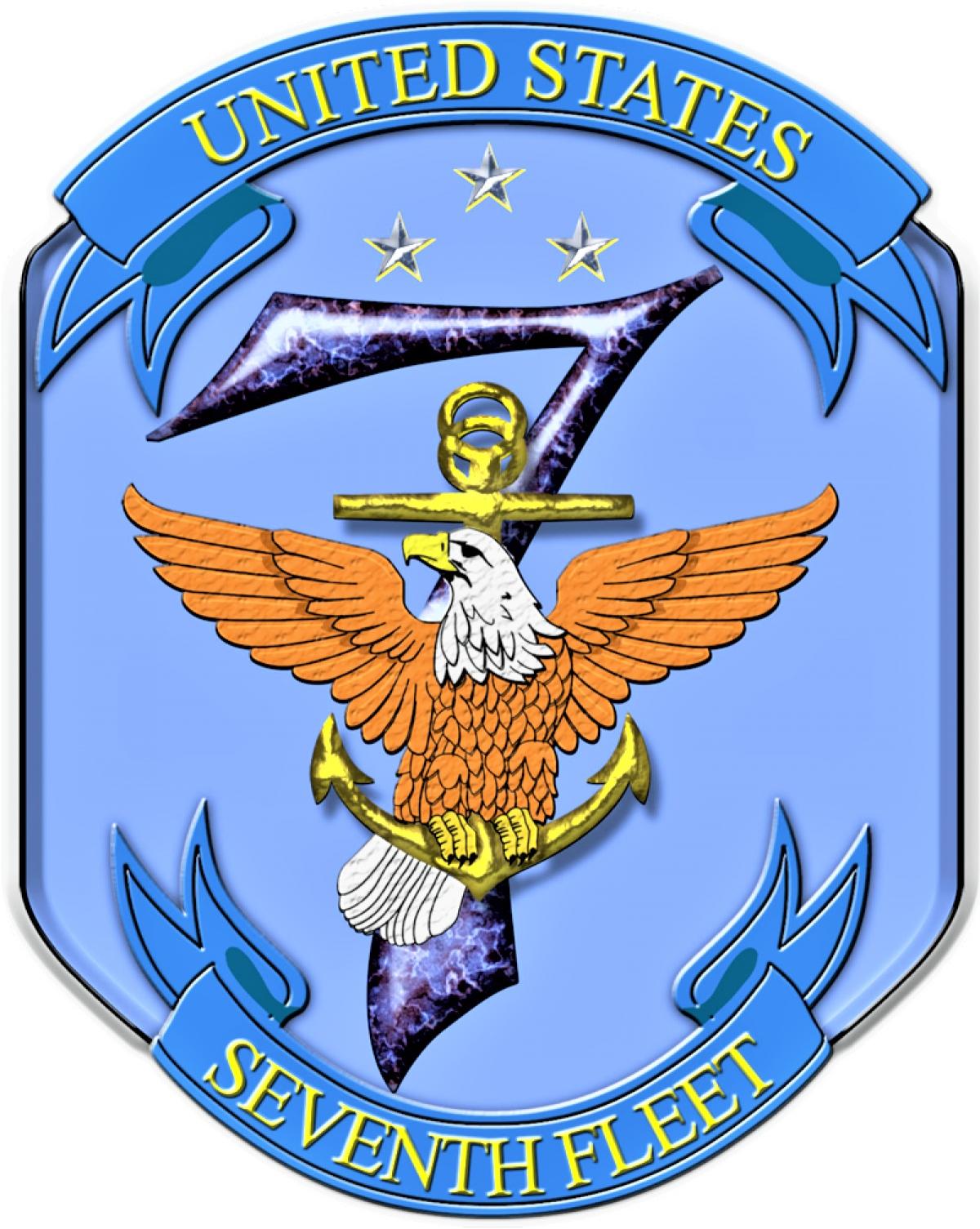 Hạm đội 7 Hải quân Mỹ được cho là đang bị quá tải. Nguồn: wikimedia.org