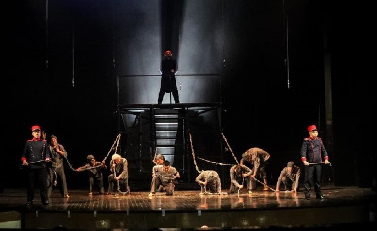 """Thực hiện """"Những người khốn khổ"""" là nỗ lực lớn của Nhà hát Nhạc vũ kịch Việt Nam."""