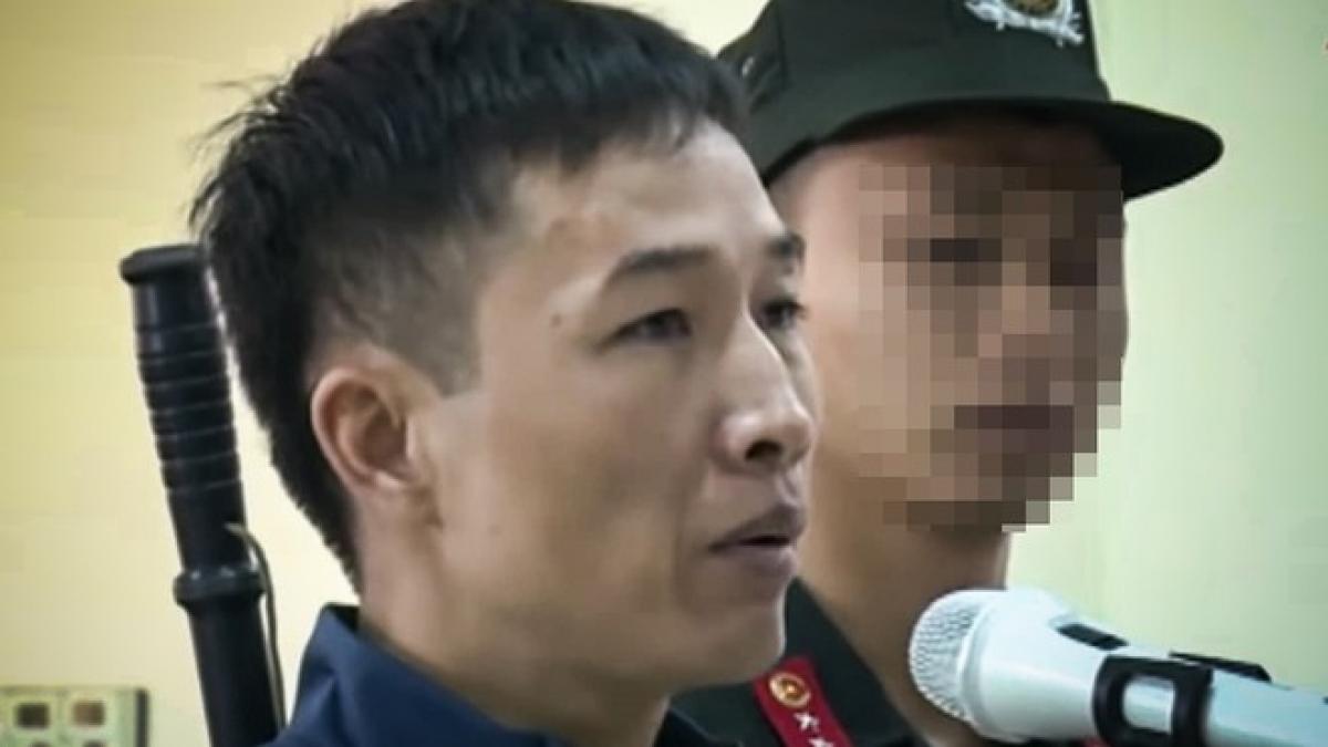 """Thái """"Lâm"""" trong phiên xét xử năm 2016."""