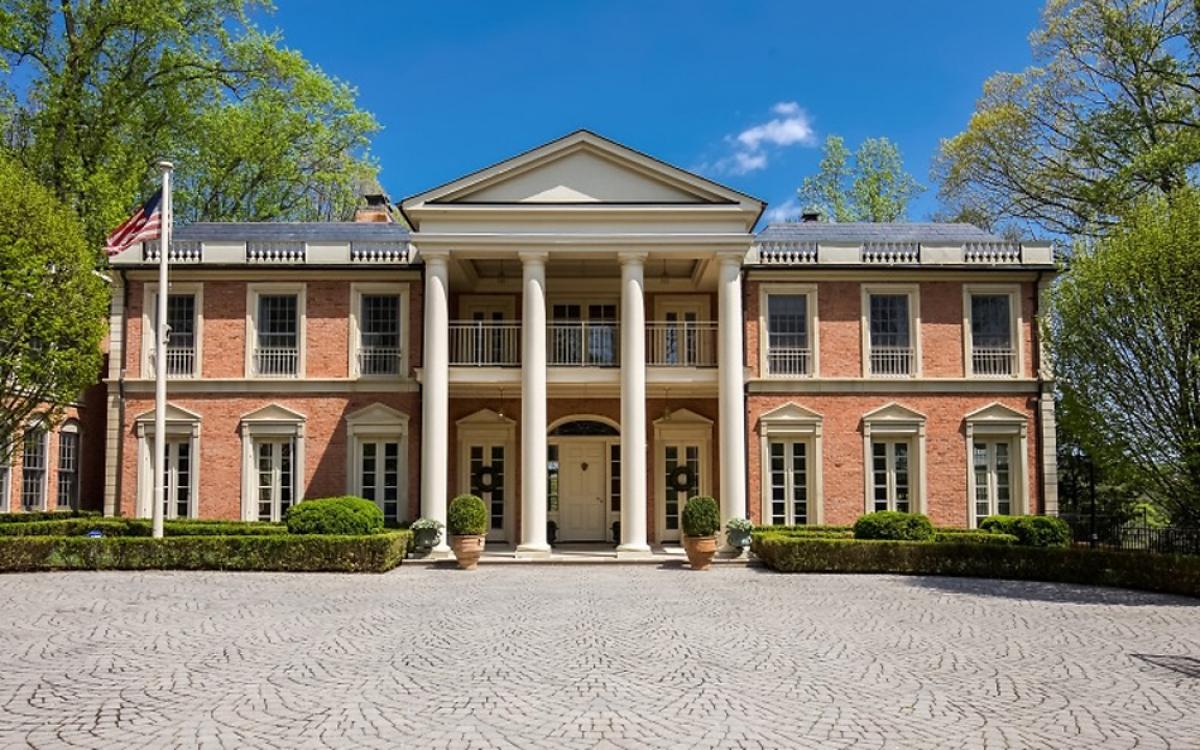 ÔngJoe Bidensống cùng vợ trong căn biệt thự sang trọng ở khu McLean thuộc tiểu bang Virginia, Mỹ.