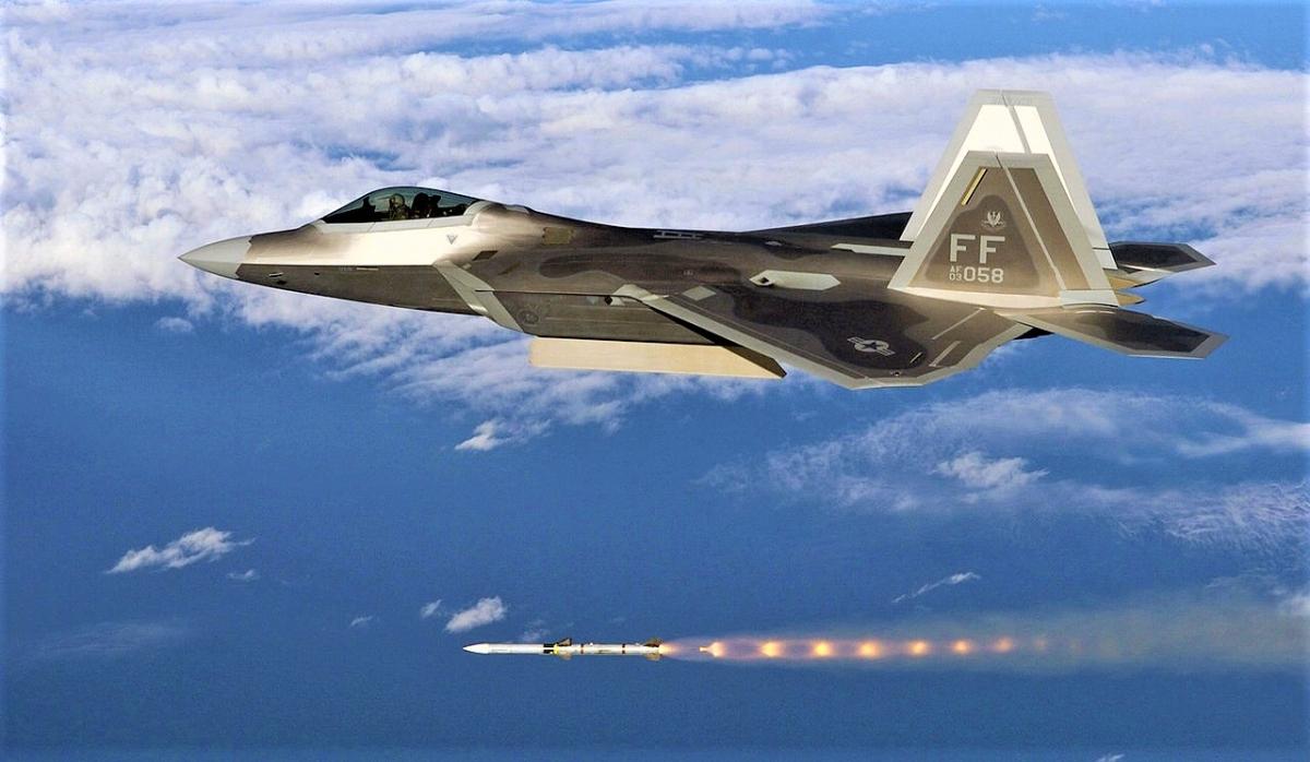 Chính quyền Mỹ đã chấp thuận bán máy bay chiến đấu tàng hình F-22 Raptor cho Israel; Nguồn: wikipedia.org