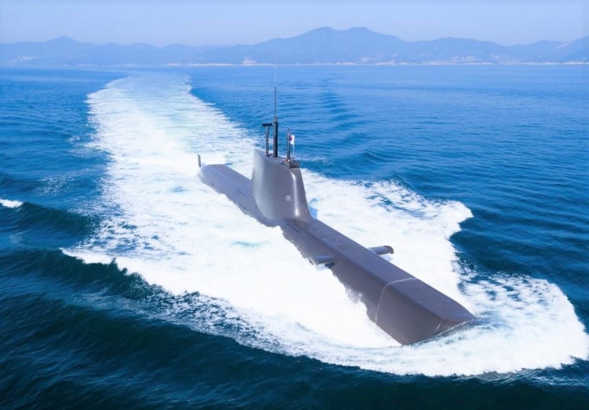 Hàn Quốc có chương trình phát triển tàu ngầm sớm. Nguồn: navyrecognition.com
