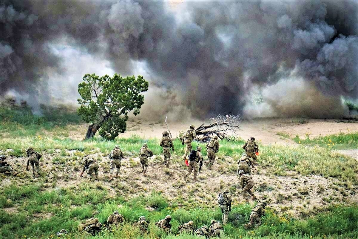 Lục quân Mỹ đang tiến hành một nghiên cứu để xác định quân số của cấp tiểu đội. Nguồn: armytimes.com
