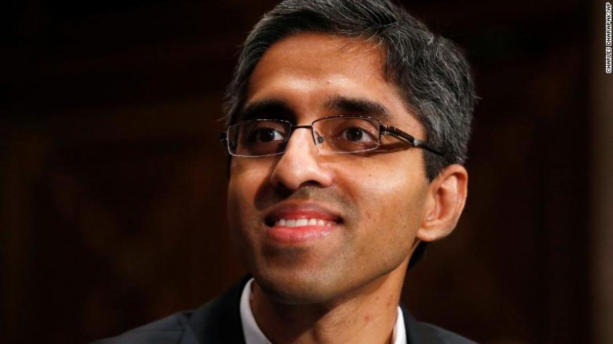 Ông Vivek Murthy. Ảnh: CNN