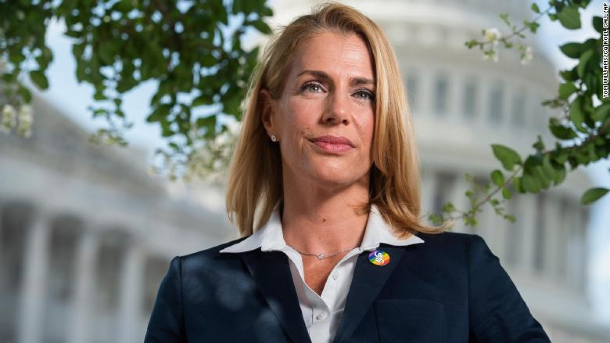 Bà Sara Nelson. Ảnh: CNN