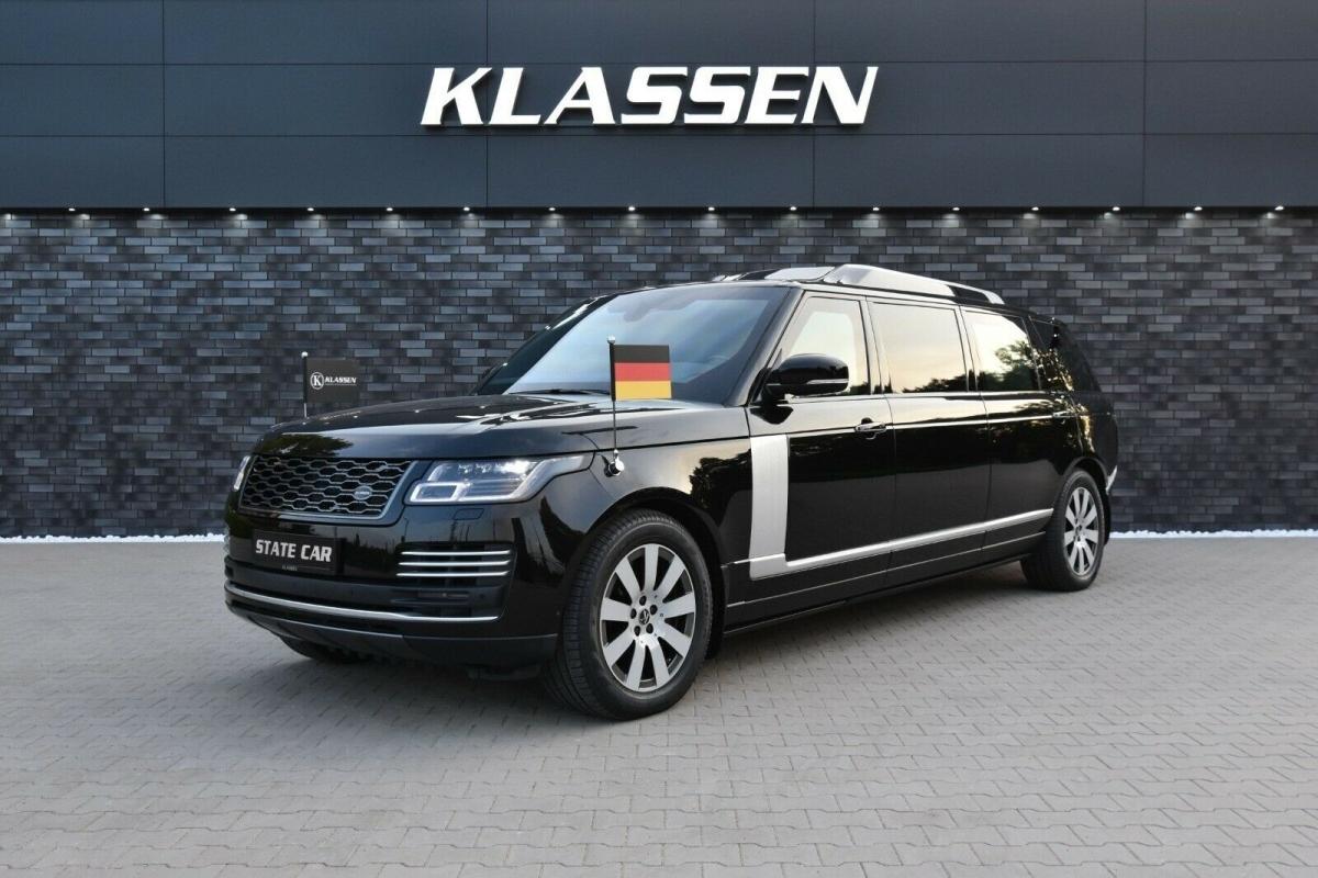 Chiếc Range Rover SVAutobiography nguyên bản có giá khoảng 240.000 USD (tương đương 5,6 tỷ đồng) tại Đức.
