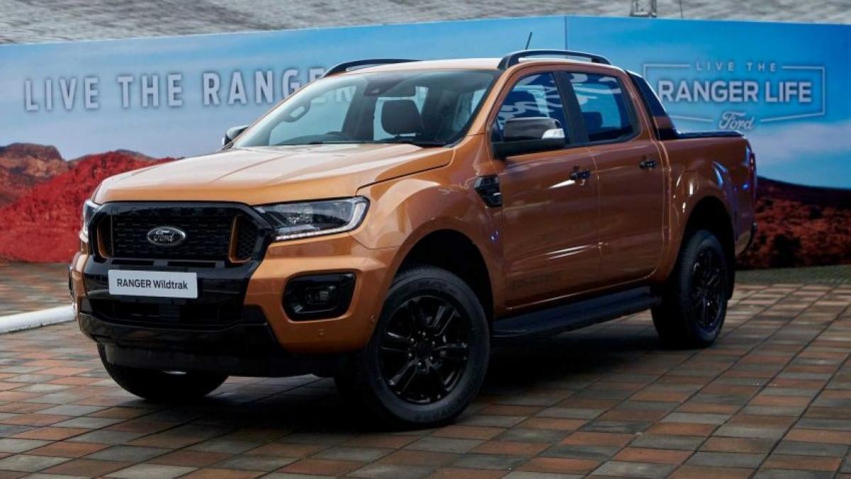 Ford Ranger Wildtrak 2021.