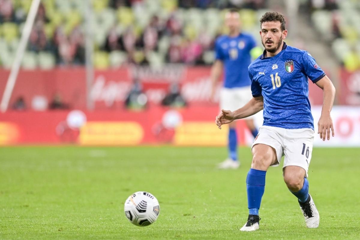 Hậu vệ: Alessandro Florenzi (Italia 2-0 Ba Lan) – 7,7 điểm