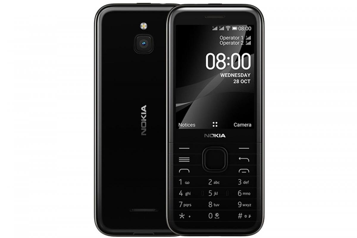 Nokia 8000 4G vẫn chưa có lịch trình phát hành