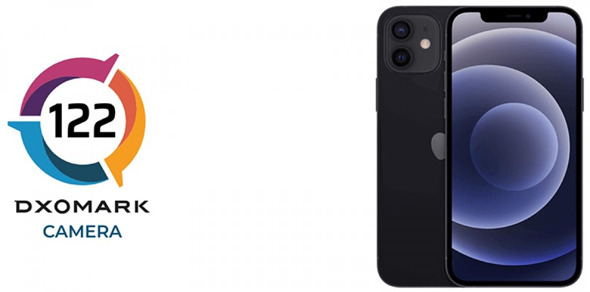 Điểm số trung bình cho khả năng nhiếp ảnh của iPhone 12