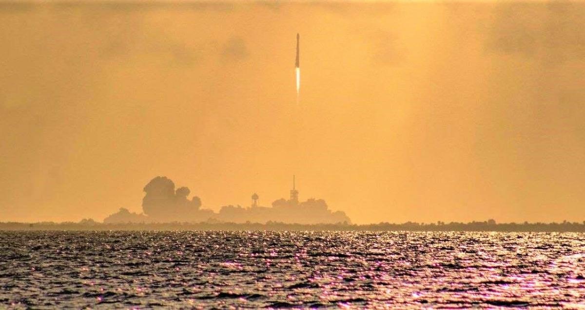 Tên lửa đang được các chuyên gia kỹ thuật Mỹ nghiên cứu để vận chuyển gấp hàng quân sự đến bất cứ nới nào trên Trái Đất. Nguồn: msn.com